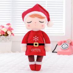 Muñeca Metoo Angela Navidad edición limitada personalizada
