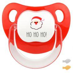 Chupete Baby Deco Ho Ho Ho! con Papá Noel