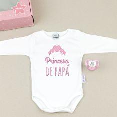 Babidu Body Basic Funny Daddy Princess