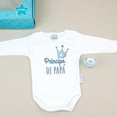 Cajita Divertida Príncipe de Papá Azul