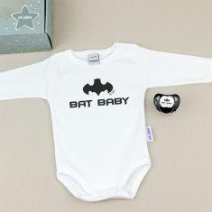 Cajita Divertida Body + Chupete Bat Baby