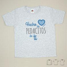 Camiseta o Sudadera Niño/a Hecho de pedacitos de ti