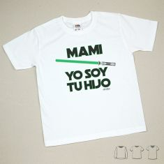 Camiseta o Sudadera Niño/a Mami Yo soy tu Hijo