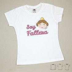 Camiseta o Sudadera Niño/a Soy Fallera Niña
