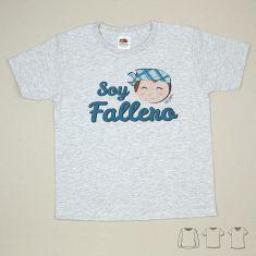 Camiseta o Sudadera Niño/a Soy Fallero Niño