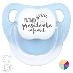 Chupete Divertido Futuro Presidente Infantil