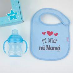 Cajita Yummy! Azul Mi Amor Mi Mamá