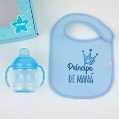 Cajita Yummy! Azul Príncipe de Mamá