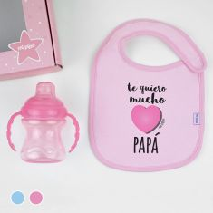 Cajita Yummy! Rosa o Azul Te quiero mucho Papá
