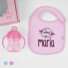 Doll Ball Personalized Gray +0m