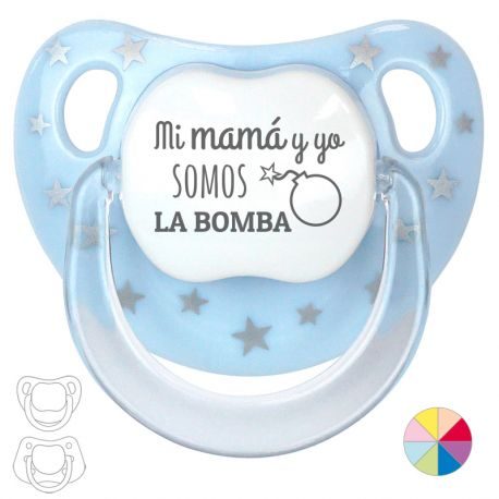 Pacifier My Mom and I are the Bomb