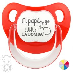 Pacifier My Dad and I are the Bomb