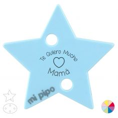 Broche Pinza Te Quiero mucho Mamá