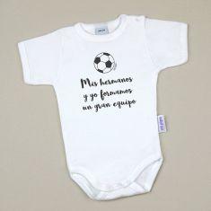 Babidu Body Personalizado Extra libre Balón futbol