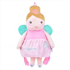 Fairy personalized Doll-Backpack