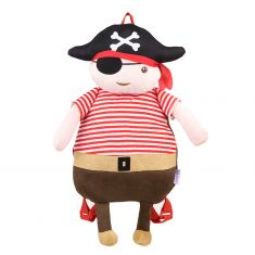 Pirate non-personalized Doll-Backpack