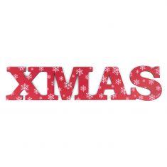 XMAS para decorar Navidad