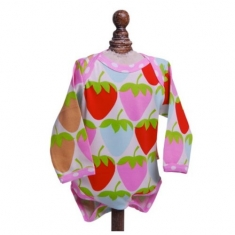 Body Beauty & The Bib Strawberries Multicolor