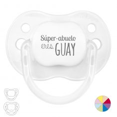 Pacifier Super Grandma you're Cool!