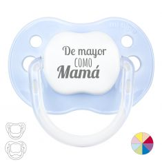 Pacifier I want to be like Mommy