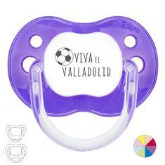 Chupete Divertido Viva el Valladolid
