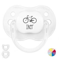 Bike Personalized Pacifier