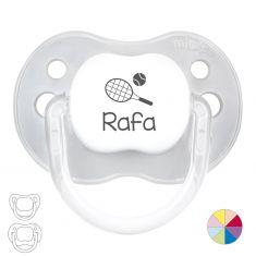 Tennis Personalized Pacifier