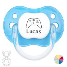 Game console Personalized Pacifier