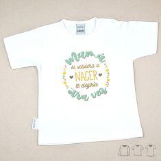 Camiseta o Sudadera Bebé y Niño/a Mamá si volviera a nacer te elegiría otra vez