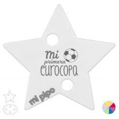Broche Pinza Mi primera Eurocopa
