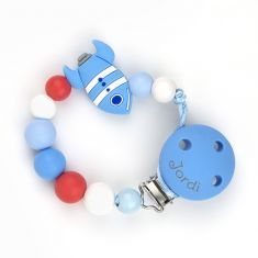 NUK Pack 2 Pacifiers Látex Winnie Pooh Green and Blue