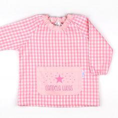 Babi Bolsillo Estrella Rosa personalizado