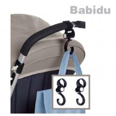 Babidu Ganchos para Carrito Multifunción 2U
