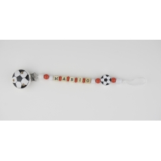 Cadena de madera personalizada Roji-blanca