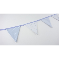 Banderines Handmade Azul