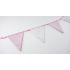 Banderines Handmade sin personalizar Rosa