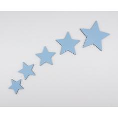 Pack de 5 estrellas para decorar