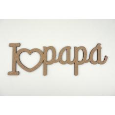 I Love Papá Natural