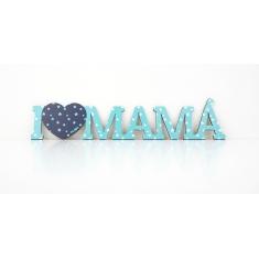 I Love Mamá Azul