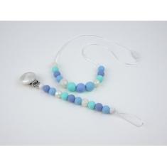 Pack Lactancia Premium Medea (collar + cadenita silicona)