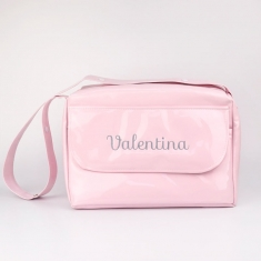 Flap Bag Special Leather Basic Personalized