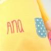 Muñeca Metoo Angela amarilla personalizada