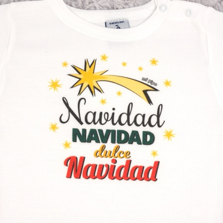 Babidu Body Navideño Navidad, Navidad, dulce Navidad