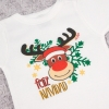 Babidu Body Navideño Feliz Navidad con Rudolf