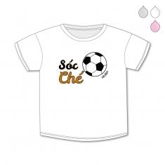 Camiseta Divertida Bebé Sóc Ché