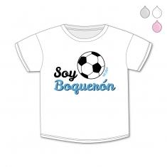 Camiseta Divertida Bebé Soy Boquerón