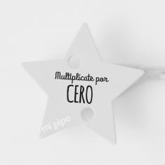 Broche Pinza Multiplícate por cero