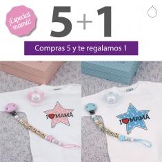 PROMO Cajita I love Mamá, compra 5 y te regalamos 1