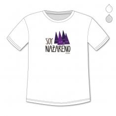 Camiseta Divertida Papá Soy Nazareno procesión capirotes