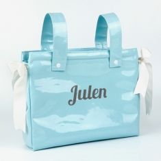 Bag Breadbasket Special Leather Personalized
